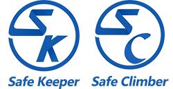 Safe Keeper Safe Climber Logo